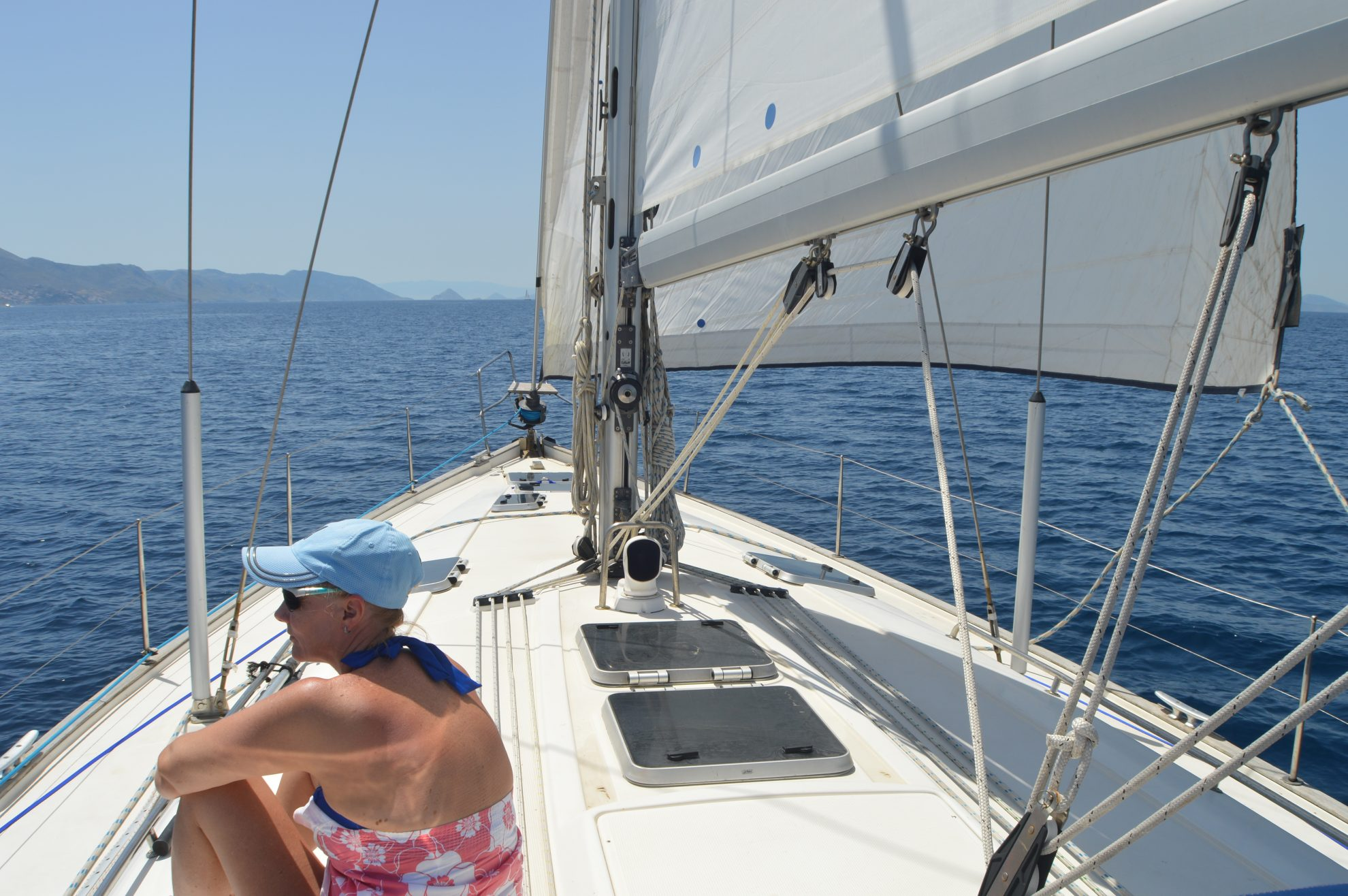A guide to sailing holidays around Greece and the Greek Islands
