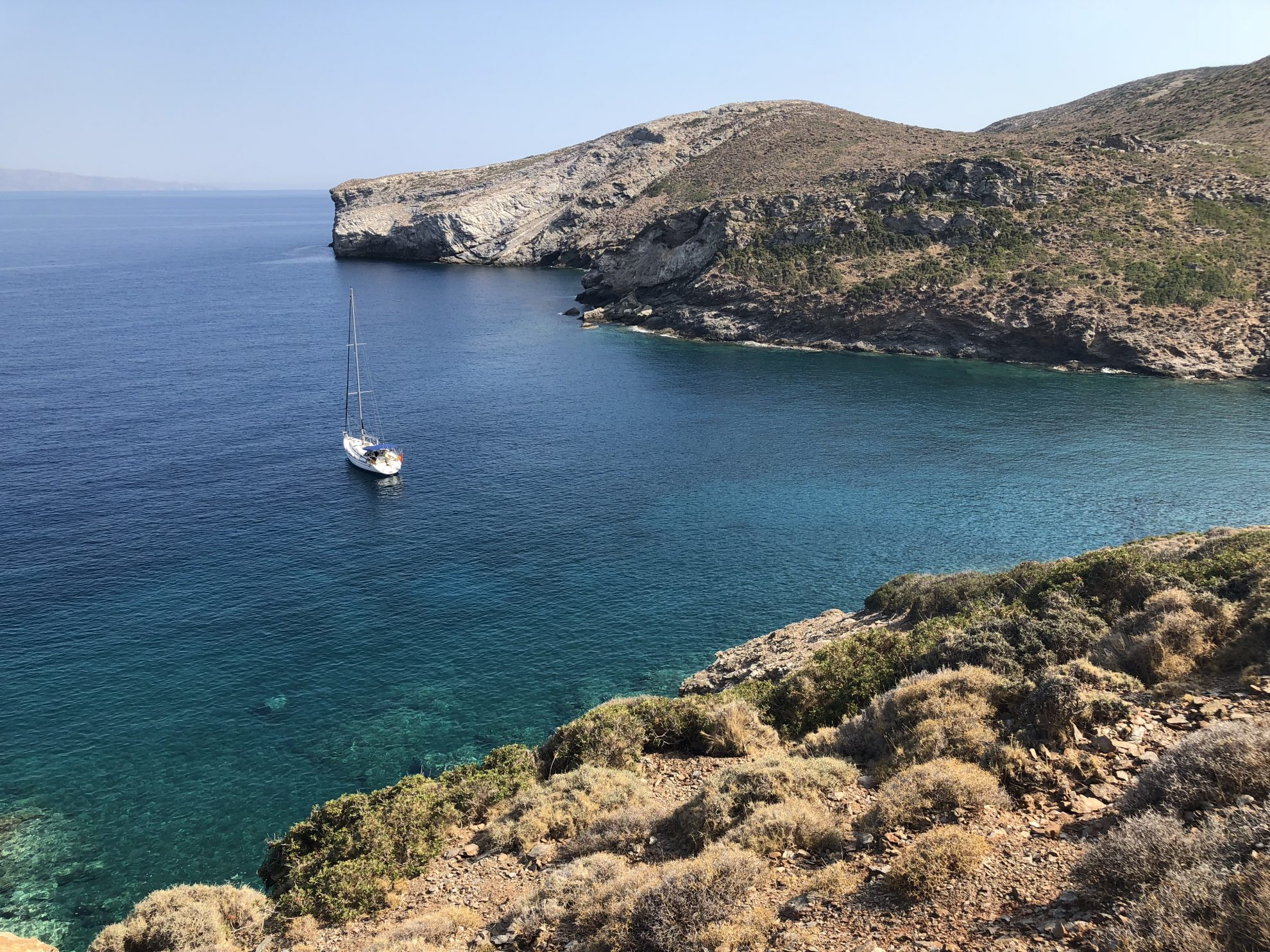 Adventure Sailing Holidays | Greek Islands | Private Charter