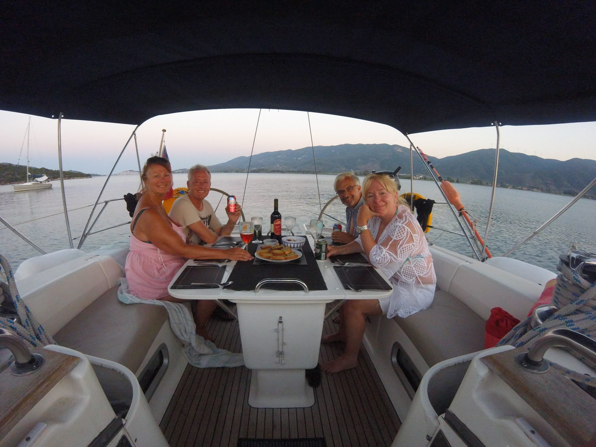 Over 50s Sailing