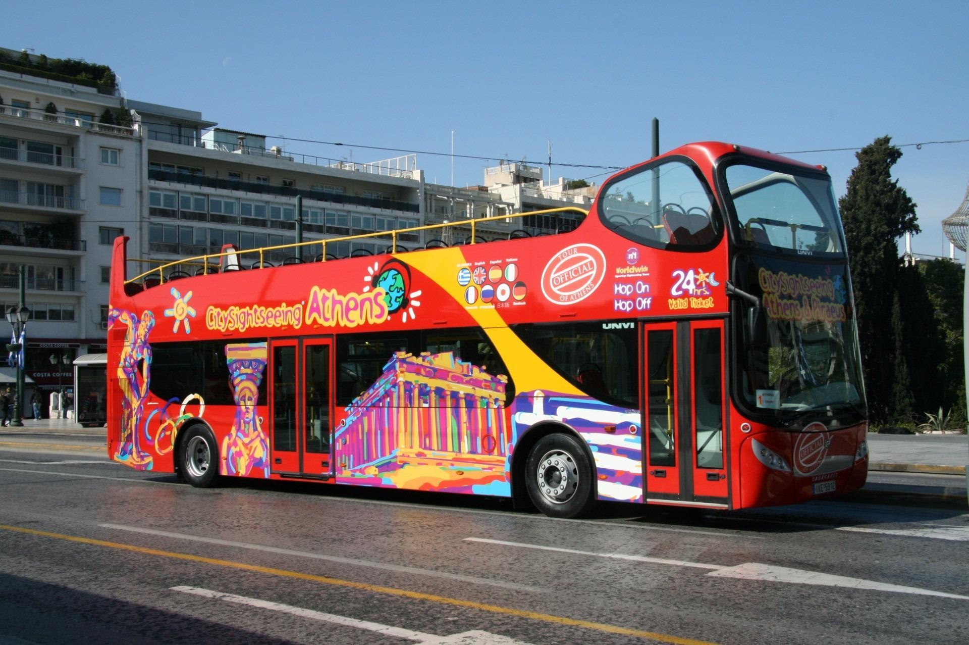 Athens Bus Tour